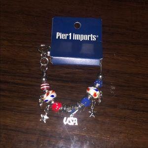 Jewelry - USA Charm Bracelet 🇺🇸